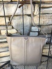 Brighton NWT Pretty Tough Roxi Crossbody Leather Purse / Handbag