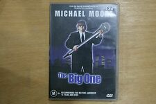 The Big One (DVD, 2003)  - VGC Pre-owned (D50)