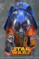 2005 Hasbro Star Wars Revenge Sith  COMMANDER GREE with BATTLE GEAR Figure