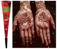 Herbal Henna Ink Mehandi Cones Temporary Tattoo kit From Vimal Golecha Sehnaaz