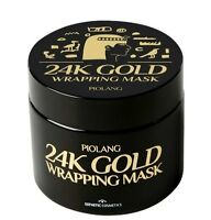 <Plolang>24K GOLD Wrapping Mask Dilute Redness Balance the Face Color 80ml