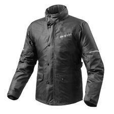 Combinaisons de pluie noirs Rev'it pour motocyclette Homme