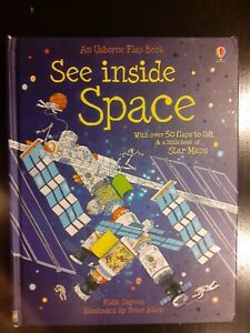 Usborne Flap Books See inside Space