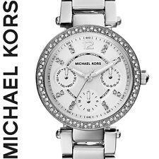 ✅ Original MICHAEL KORS Damenuhr MK5615 mit funkelnden Glassteinen... NEU+OVP