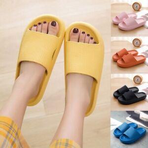 Latest Technology-super Soft Home Slippers Non-slip Bathing Shower Platform shoe