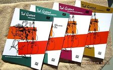 TED GREENE All 4 Of Ted's Books: A Must For Every Serious Guitar Players Library