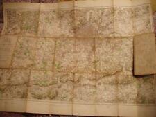 London Surrey Antique Europe Maps & Atlases