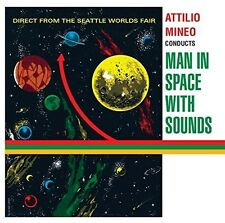 Attilio Mineo - Man In Space With Sounds [New CD] UK - Import