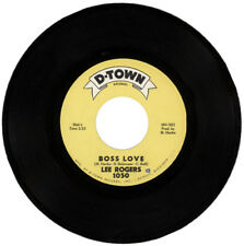 """LEE ROGERS  """"JUST YOU AND I c/w BOSS LOVE""""  NORTHERN SOUL"""