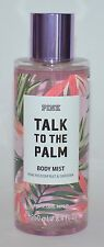VICTORIA'S SECRET PINK TALK TO THE PALM PASSIONFRUIT BODY MIST FRAGRANCE SPRAY