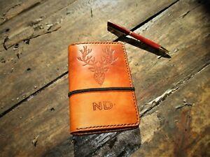 Passport Holder Travel Wallet  Custom Handmade