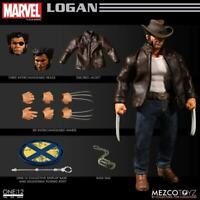 the ONE 12 COLLECTIVE: MARVEL – WOLVERINE LOGAN 1/12 Action Figure MEZCO TOYS