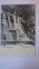 Vintage post card Postcard - Cascade , Katoomba 1907 NSW Australia