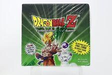 DragonBall Z Frieza Saga Unlimited Edition Factory Sealed Boster box