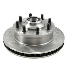 Disc Brake Rotor and Hub Assembly Front IAP Dura BR5535