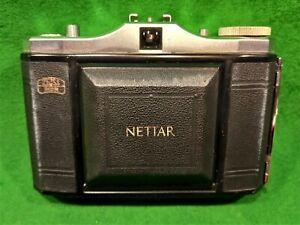 Vintage Zeiss Ikon Nettar Rollfilm Camera