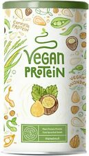 Proteine Vegane | NOCCIOLA | vegetali di riso e piselli...