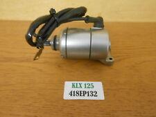 Kawasaki KLX125 Motor de Arranque 418EP132