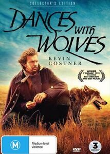 Dances With Wolves - Collectors Edition DVD