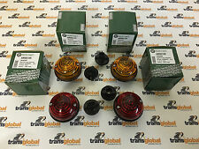 Land Rover Defender TD5 Rear Brake Stop Light & Indicator Kit x2 - Bearmach