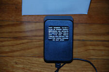 Power Supply Adaptor: 240VAC (UK Type G Plug) to 16VAC 700MA w/ 2.5mm Plug