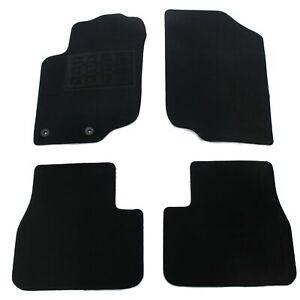 Fußmatten Satz Stoffmatten für Peugeot 207  Automatten 4 Teilig