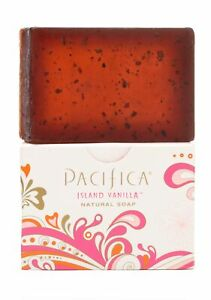 Pacifica Island Vanilla Soap Bar 170g - Vegan