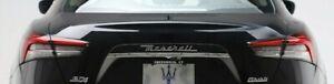 Genuine Maserati Ghibli Complete set of 4 Tail Lights 2021+ OEM Brand NEW