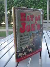EAT AT JOE'S BY JO ANNBASS 1993 1ST EDITION SIGNED