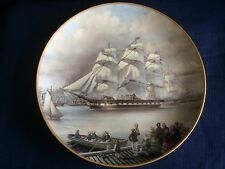 "Franklin Mint The Great Clipper Ships ""Marco Polo"" plate"