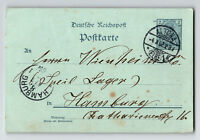 Germany 1902 2Pf Germania Postal Card - Z13539
