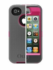 OtterBox Defender Series Case and Holster for iPhone 4S Pink/Gray - FREE SHIP™