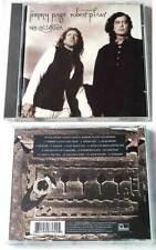 JIMMY PAGE & ROBERT PLANT No Quarter .. 1994 Fontana CD TOP