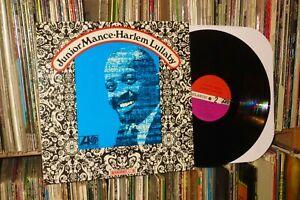 "JUNIOR MANCE ""Harlem Lullaby"" 1967 Atlantic LP (gatefold/clean)"
