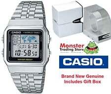 AUSSIE SELER CASIO WATCH A500WA-1D 12-MONTH WARRANTY BRAND NEW & GENUINE