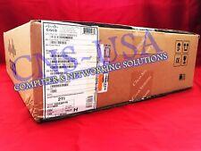 NEW Cisco WS-C2960X-48LPS-L Catalyst 2960-X 48 GigE PoE 370W 4 x 1G SFP LAN BASE