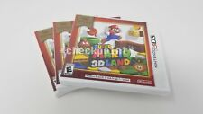 NEW Super Mario 3D Land - Nintendo Selects (for Nintendo 3DS, 2018) SEALED!