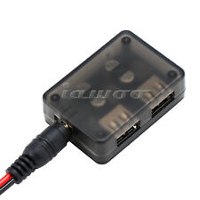 Dual USB Charging Buck Regulator DC 6-30V 12V to 5V 9V Auto Car Volt Transformer