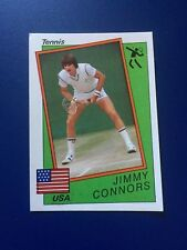 1986 Panini CARD Sticker Jimmy Connors Tennis Supersport #184 New !!!