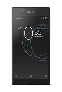 Sony Xperia L1 - Black - Factory Unlocked / SIM Free