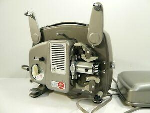Bolex Paillard 18-5 8mm projector works great