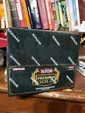 Yu-Gi-Oh! 2014 Premium Gold The King of Blind Booster Box 1st Edition BNIB NOS