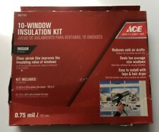 Ace 10-Window Clear Insulation Kit