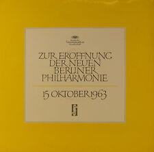 PER APERTURA DER IT BERLINO ORCHESTRA FILARMONICA 1963 BEETHOVEN KARAJAN LP FOC