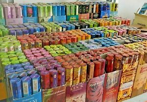 6 Pack Incense Sticks Darshan / Hem Original 120 Sticks 21 Sents