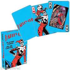 Harley Quinn Playing Cards Deck DC Batman Joker Poker Card Deck New Sealed Mint