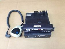 MOTOROLA Astro Spectra T99DX+131W Radio D04UJF9PW5AN w/ Control Head / Mic