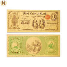 1875 US $1 Dollar Souvenir Banknote Gold Bank Note Currency Bill Paper Money