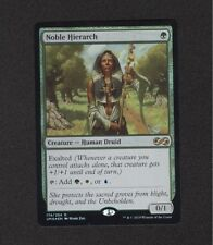 Noble Hierarch MTG Card Ultimate Masters RARE FOIL Magic the Gathering NM