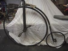 """1889 FARRINGDON ORDINARY """"RATIONAL"""" high wheel antique bicycle penny farthing"""